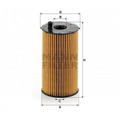 Alyvos | Tepalo filtras MANN-FILTER HU 934/1 x