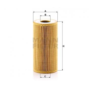 Alyvos | Tepalo filtras MANN-FILTER HU 6011 z | MOVIDA.LT