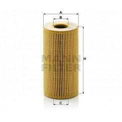 Alyvos | Tepalo filtras MANN-FILTER HU 618 x
