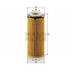 Alyvos | Tepalo filtras MANN-FILTER HU 720/3 x