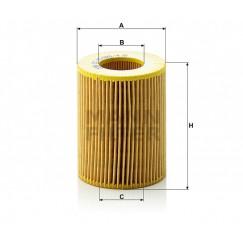 Alyvos | Tepalo filtras MANN-FILTER HU 925/4 x