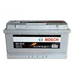 Akumuliatorius BOSCH S5 100Ah 830A