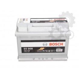 Akumuliatorius BOSCH S5 77Ah 780A