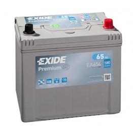 Akumuliatorius EXIDE Premium 65Ah 580A