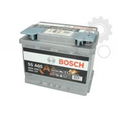 AGM AKUMULIATORIUS BOSCH S5 A05 60Ah 680A 242x175x190