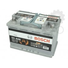 AGM AKUMULIATORIUS BOSCH S5 A08 70Ah 760A 278x175x190