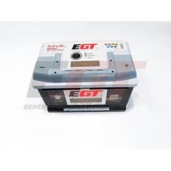 Akumuliatorius EGT Premium 75Ah 750A