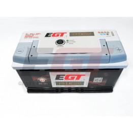 Akumuliatorius EGT Premium 100Ah 900A