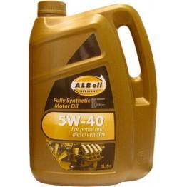 Sintetinė Alyva ALB Oil Germany 5W40 1L