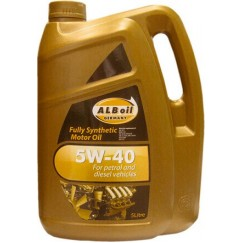 Sintetinė Alyva ALB Oil Germany 5W40 5L