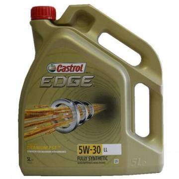 Tepalas Castrol EDGE TITANIUM FST LL 5W30 5L