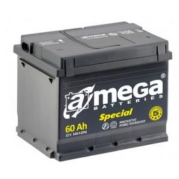 Akumuliatorius A-Mega Special 60Ah 540A