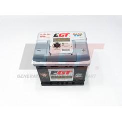 Akumuliatorius EGT Premium 55Ah 530A