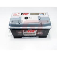 Akumuliatorius EGT Premium 85Ah 800A