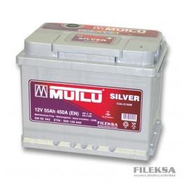 Akumuliatorius MUTLU 55Ah 450A