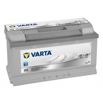 Akumuliatorius VARTA Silver Dynamic 100Ah 830A