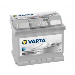 Akumuliatorius VARTA Silver Dynamic 52Ah 520A