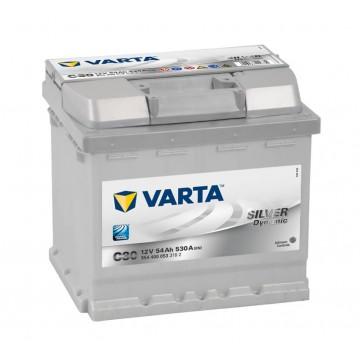 Akumuliatorius VARTA Silver Dynamic 54Ah 530A