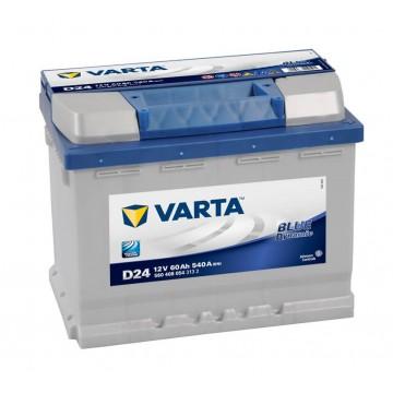 Akumuliatorius VARTA Blue Dynamic 60Ah 540A