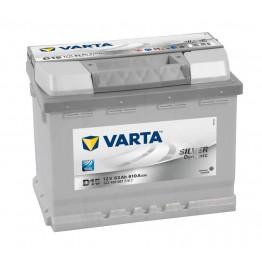 Akumuliatorius VARTA Silver Dynamic 63Ah 610A