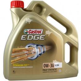 Tepalas Castrol 0W30 Edge Titanium FST A3/B4 4l