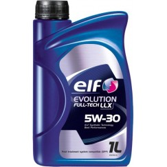Tepalas ELF EVOLUTION 5W30 FULLTECH LLX 1L