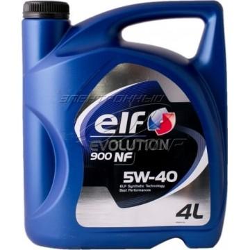 Tepalas ELF EVOLUTION 5W40 900 NF 4L