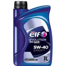 Tepalas ELF EVOLUTION 5W40 900 SXR 1L