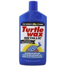 Polirolis Turtlewax Metallic 500ml