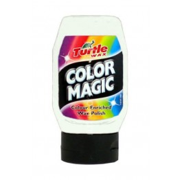Polirolis Turtlewax Color Magic baltas 300ml