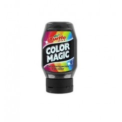 Polirolis Turtlewax Color Magic juodas 300ml