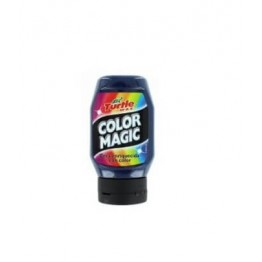 Polirolis Turtlewax Color Magic mėlynas 300ml