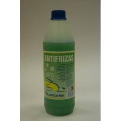 Antifrizas Autochemija žalias -35ºC 1L