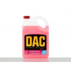 Žieminis langų skystis DAC -20C su glicerinu 4L