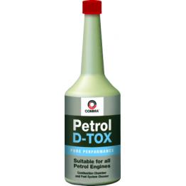 Kuro sistemos valiklis benzinui D-Tox 400ml
