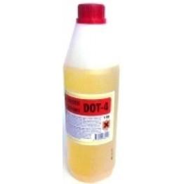 Stabdžių skystis DOT-4 Autochemija 1KG