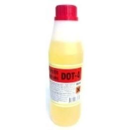 Stabdžių skystis DOT-4 Autochemija 500ml